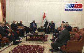 عراق جزیی از نظام تحریم های ضد ایرانی نخواهد بود