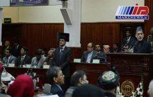 رئیس مجلس سنا افغانستان انتخاب شد