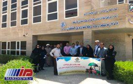 راه اندازی پایگاه مراقبت بهداشتی مرز دریایی شهرستان کنگان