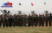 رزمایش مشترک نیروی نظامی جمهوری آذرربایجان و ترکیه آغاز شد
