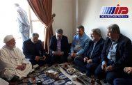 ادامه برنامه های وزیر کشور در سفر به استان گلستان