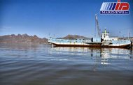 تراز واسط دریاچه ارومیه تهیه می شود