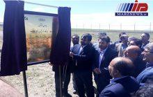 اولین نیروگاه خورشیدی مگاواتی شمالغرب کشور به بهره برداری رسید