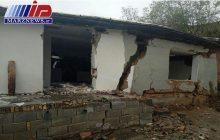رانش زمین ۲۹ روستای گلستان را دچار خسارت کرد