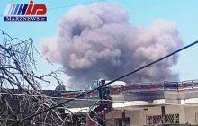 انفجار شدید در نزدیکی فرماندهی پلیس استان بغلان افغانستان