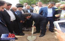 عملیات اجرایی مجتمع فولاد اندیمشک با حضور استاندار خوزستان آغاز شد