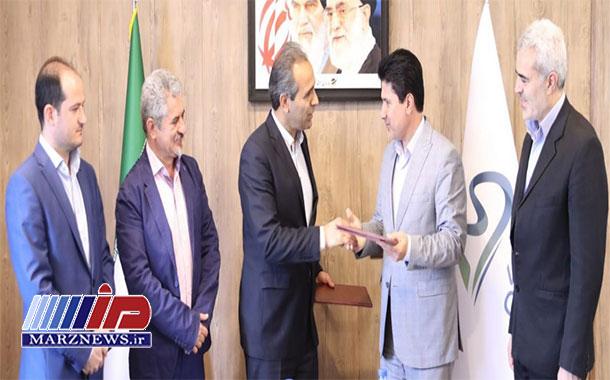 تفاهم نامه طراحی پایانه مسافربری بین سازمان منطقه آزاد ماکو و شهرداری امضا شد