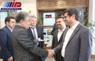 دیدار سفیر قزاقستان در تهران با مدیرعامل سازمان بنادر و دریانوردی