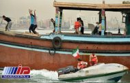 توقیف شناور حامل ۱۶۰ دستگاه استخراج پول مجازی در خلیج فارس