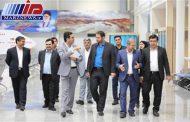 بازدید ارزیابان جایزه ملی كیفیت ارتباطات وفناوری اطلاعات از فرودگاه و منطقه ویژه اقتصادی پیام