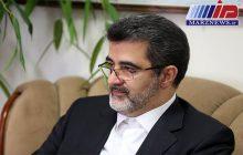 سفر دين پرست معاون اقتصادي وزير كشور به استان مازندران