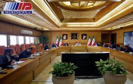 برگزاری نشست کارگروه منطقه سه متشکل از استانهای کرمانشاه، لرستان، ایلام و همدان