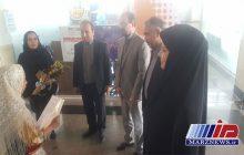 مدیرکل فرهنگی وزارت ورزش و جوانان وارد اردبیل شد