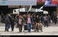 امیدواری برای بازگشایی مرز چیلات دهلران برای تردد زائران در اربعین امسال