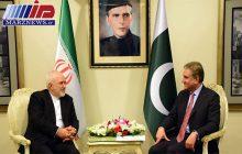سفر ظریف به اسلام آباد، همفکری برای کمک به منطقه