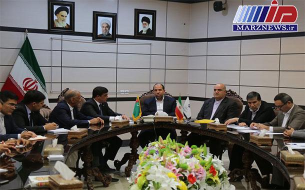 تاکید استاندار خراسان شمالی بر اجرای یادداشت های همکاری با کشور ترکمنستان