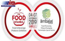 چهارمین نمایشگاه بین المللی مواد غذایی و آشامیدنی