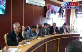 نشست کمیته بازسازی و نوسازی مناطق سیلزده استان گلستان