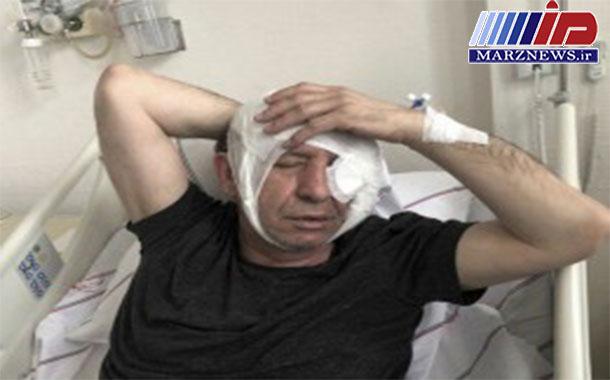 ضرب وشتم یک خبرنگارمنتقد دولت ترکیه