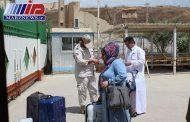 مرز خسروی مسیر امن تردد گردشگران عراقی به ایران