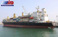 ١٧ کانتینر سنگ معدنی از چابهار به چین صادر شد