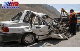 تصادف در اردبیل ۴ کشته برجای گذاشت