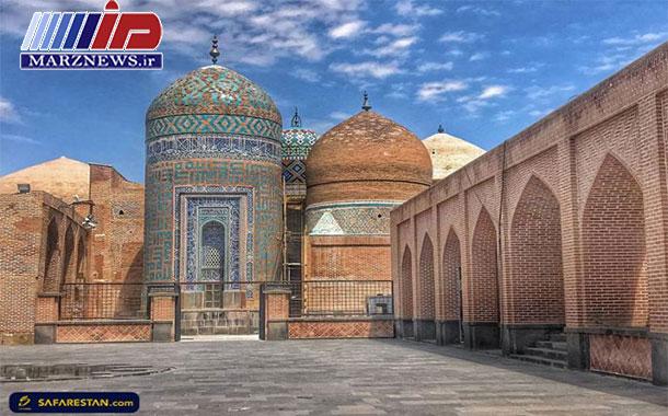 آشنایی با اثر تاریخی بقعه شیخ صفی الدین اردبیلی