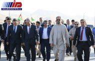 وزیر امور خارجه ترکمنستان وارد هرات شد