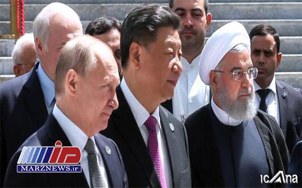 تداوم روابط و ایجاد صلح پایدار در منطقه دستاورد رئیس جمهوری از اجلاس سیکا و شانگهای