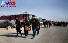 اتوبوسهای مرز مهران کرایه ۶۰ هزار تومانی را ۲۵۰ هزار تومان میگیرند