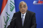 فعالیت نیروی خارجی در عراق بدون اجازه دولت ممنوع است