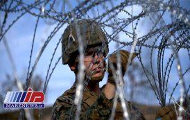 اعزام ۱۰۰۰ نیروی گارد ملی به مرز آمریکا و مکزیک