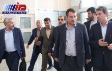 وزیر صمت از پایانه مرزی تمرچین پیرانشهر بازدید کرد
