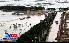 خوزستان حدود ۱۳ هزار میلیارد ریال بودجه خسارت سیل گرفت