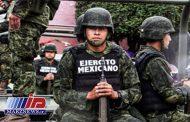 مکزیک ۱۵۰۰۰ نظامی در مرز آمریکا مستقر کرد