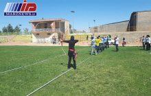 ۵۵ ورزشکار در مسابقات تیراندازی خراسان جنوبی شرکت کردند