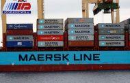 شرکت کشتیرانی «مرسک» هزینه حمل بار در خلیج فارس را افزایش میدهد