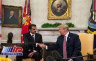 امیر قطر روز سه شنبه با ترامپ دیدار می کند
