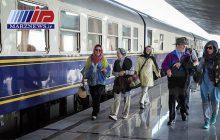 سفر اتباع خارجی به مشهد از طریق راه آهن افزایش یافت