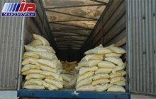 ۳۸ تن برنج قاچاق در بازارچه مرزی سومار کشف شد