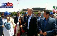 ورود جمعی از سفرا و دیپلماتهای خارجی به مرز دوغارون تایباد