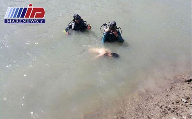 جسد یک جوان در شوشتر از آب گرفته شد