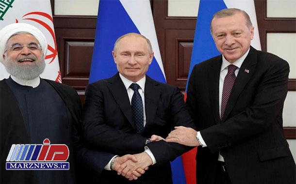 اجلاس سران ایران، روسیه و ترکیه اواسط مرداد برگزار می شود