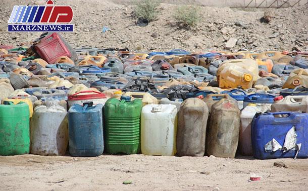 ۲ دستگاه خودرو حامل سوخت قاچاق در جنوب سیستان و بلوچستان توقیف شد