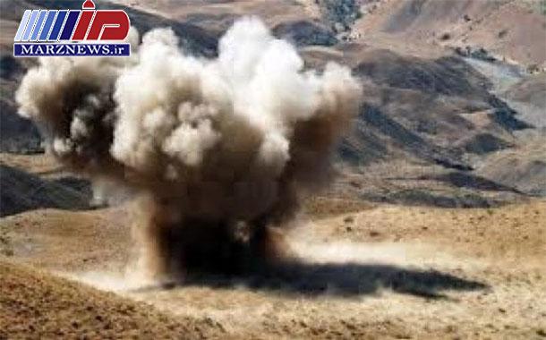 یک پاسدار بر اثر انفجار مین در سروآباد به شهادت رسید