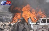 انفجار خودرویی بمبگذاریشده در مرز سوریه و ترکیه