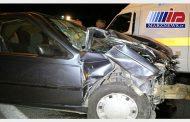 تصادف در محور طبس - یزد ۵ کشته و ۶ مصدوم داشت