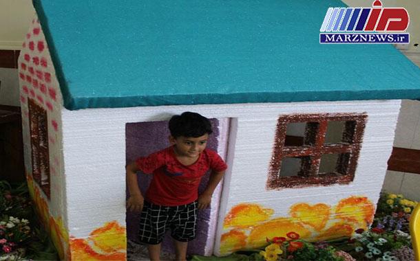 مسابقه نقاشی در گناوه برگزار شد