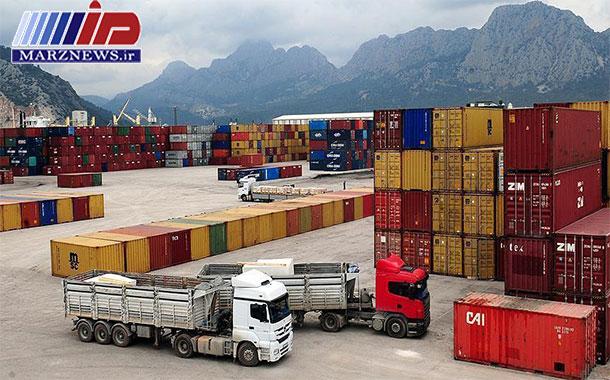 ۸ میلیون دلار صادرات کالا از مرز ریمدان انجام شده است