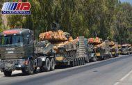 افزایش تحرکات نظامی ترکیه در مرز گری سپی